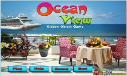 Free Hidden Object Games - Ocean View screenshot 1/4
