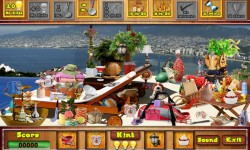 Free Hidden Object Games - Ocean View screenshot 3/4