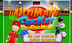 Ultimate Cricket Tournament screenshot 1/6