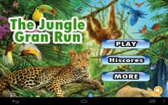 Jungle Gran Run screenshot 1/6