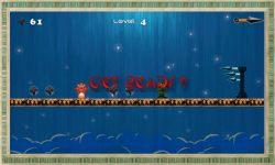 Ninja Jump Rush Game screenshot 2/4