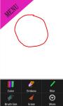Easy Finger Paint screenshot 1/6