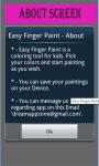 Easy Finger Paint screenshot 6/6