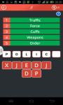 Word Guess Pro screenshot 2/4
