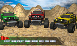 4x4 Off Road Monster Truck screenshot 1/3