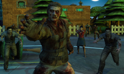 Zombi Battlefield Shooter screenshot 2/4