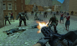 Zombi Battlefield Shooter screenshot 3/4