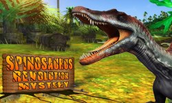 Spinosaurus Revolution Mystery screenshot 1/4