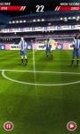 Soccer Kicks Game screenshot 2/6