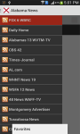 News Zone - Alabama screenshot 1/6