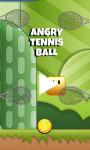 Angry Tennis Ball screenshot 1/5