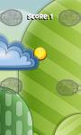 Angry Tennis Ball screenshot 3/5