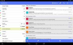 Aqua Mail Pro Key transparent screenshot 5/6