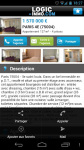 Logic-Immo Android screenshot 5/5