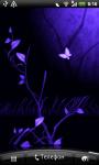 Butterfly LWP screenshot 1/2