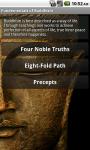 Buddhism Free screenshot 2/5