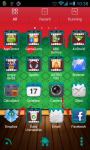 Zombie Theme Go Launcher screenshot 3/3