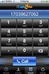 iTalk Dialer screenshot 1/1