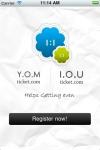 Y.O.M & I.O.U screenshot 1/1