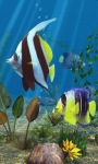 Aquarium 3D  Fish Live Wallpaper screenshot 1/2
