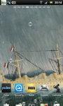 Thunderstorm Cruise Ship Live Wallpaper screenshot 3/6