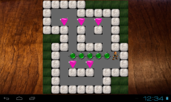 Sokoban Diamond screenshot 3/6