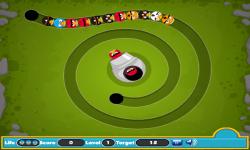 Angry Birds Zuma screenshot 1/3