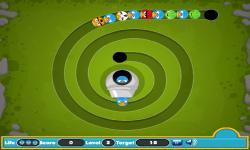 Angry Birds Zuma screenshot 2/3