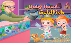 Baby Hazel Goldfish screenshot 1/6