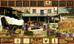 Free Hidden Object Games - Go West screenshot 3/4