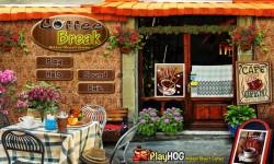 Free Hidden Object Games - Coffee Break screenshot 1/4
