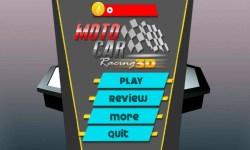 Moto Car Racing 3D screenshot 1/6