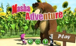 Masha Adventure screenshot 1/4