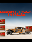 Desert Truck Race screenshot 1/4