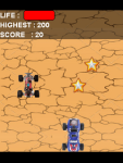 Desert Truck Race screenshot 4/4