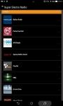 Super Electro Radio screenshot 1/5