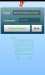 EZ Shopping screenshot 3/3