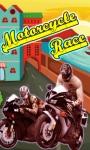 Motor Cycle Race screenshot 1/1