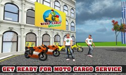 Bike Cargo Transport 3D screenshot 1/3