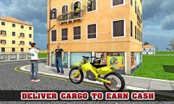 Bike Cargo Transport 3D screenshot 3/3