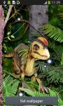 Dinosaur Live Wallpapers Top screenshot 1/6