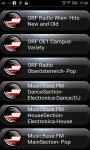 Radio FM Austria screenshot 1/2
