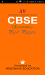 12th cbse economics previous years papers screenshot 1/4