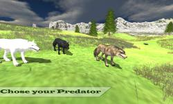 Ultimate Wild Wolf Simulator screenshot 2/3