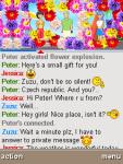 Bubuta: mobile chat screenshot 2/6