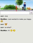 Bubuta: mobile chat screenshot 3/6