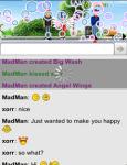 Bubuta: mobile chat screenshot 4/6