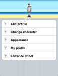 Bubuta: mobile chat screenshot 5/6