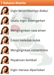7 Rahasia Wanita screenshot 2/6