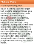 7 Rahasia Wanita screenshot 4/6